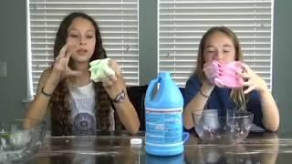 Testing Elmer's Glow in the Dark Glue to Make Slime