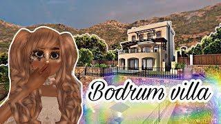NEW BODRUM VILLA HOUSE TOUR!!! *Avakin Life* (emotional)????