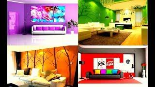 Living Room Color Combination ideas | 100 BEST PAINT COLOUR FOR LIVING ROOM WALLS 2019