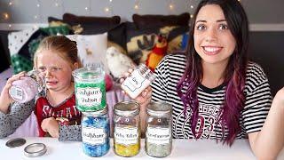 Making Harry Potter Slime! Ft. Bella | Crafts With Castora