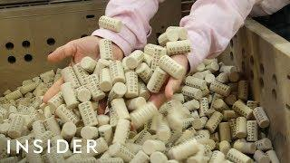 How Wine Corks And Barrels Are Made