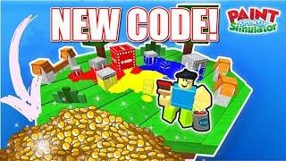 Paint Splash Simulator Code! (Roblox)