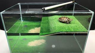 How to Make Amazing Golf House for Turtle at Home