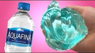 How to make slime with flour and water diy slime without glue testing no glue water slime ccuart Image collections