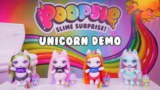 Poopsie Slime Surprise | Poopsie Surprise Unicorn Demo | Easy Instructions for Unicorn Slime