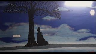 Gautama Buddha - Discover your inner peace  | Wall painting
