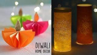 DIY Diwali Home Decor | Diwali Decoration Ideas at Home