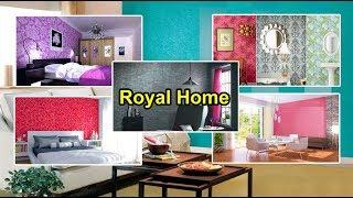 Make Your Home Royal | Low Budget Interior Royal Painting Tips | VDO 218| Cost of Royal Painting |