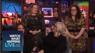 Which SNL Cast Member Made the 'Wine Country' Ladies Laugh Most? | WWHL
