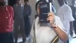Mamata Banarjee Exclusive Video.....TMC MLAs destroying Government property in 2006 in the Assembly