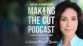 EP52: Lauren Zander - Maybe You're Holding Yourself Back?