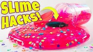 10 BEST SLIME HACKS, FIXES and PRANKS! EVERYONE SHOULD KNOW!