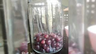 How to make home made Red wine
