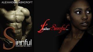 |BOOK TRAILER| Sinnful | AlexandriaAshcroft |