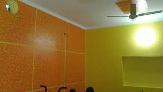 Wall paint design picture
