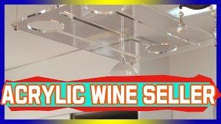 let me show you how to make the acrylic wine seller~ kk