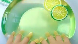 Slime ASMR  - Fluffy Slime, Crunchy Slime, Coloring Slime, Elmers Slime, Will It Slime?