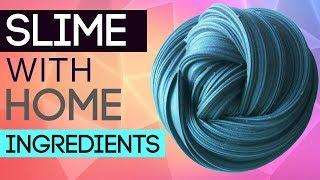 NO GLUE HOME INGREDIENTS SLIME TEST! How to Make 10 Easy Slime Recipes Under 5 Minutes