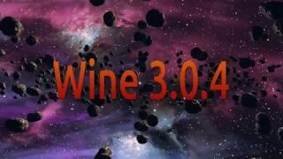 How to install Wine 3.0.4 on Ubuntu 18.04