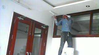 How to paint room ,wall painting ,Asian paints