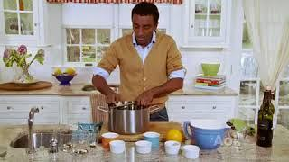 Marcus Samuelsson's Warm Spiced Wine Recipe Recipe | How To Make
