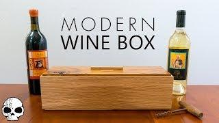 How to make a Wine Box | WICKED MAKERS