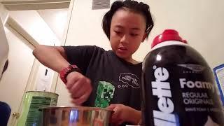How to make Fluffy Slime by: jeddmashupkid