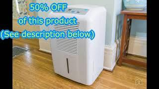 Fral FDK70 Dehumidifier review