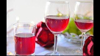 Homemade Grape Wine/How to make grape wine/easy homemade wine