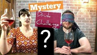 Blind Tasting A Drink You'll HATE - Mystery Drink Challenge