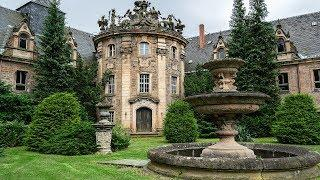 Abandoned 10.000.000€ Castle Used In Movies - Urbex Lost Places Germany