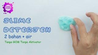 Cara Membuat Slime dari Deterjen