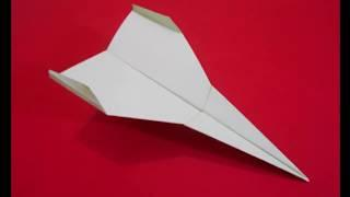 Origami Plane - How To Make Paper Airplane That Flies Far | Origami Paper