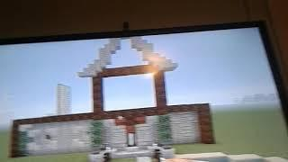 Minecraft PlayStation 3: Simple Tutorials episode 3 (How to make your house look better)