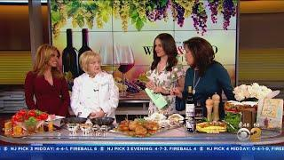 CBS2's Mary Calvi Helps Kick Off Westchester Magazine 9th Annual Wine And Food Festival