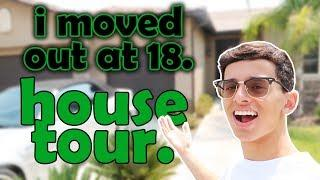 Moved Out At 18. Here is my house tour
