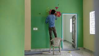 Asian paints House painting wall designs