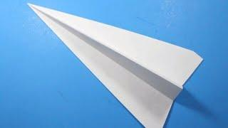 How to make-a GOOD paper airplane