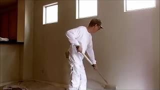 Glenn Scott the Painter, Series: How To Paint Walls - 3.