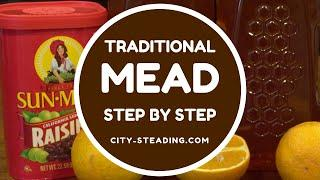 How to Make Mead - Traditional Mead Recipe