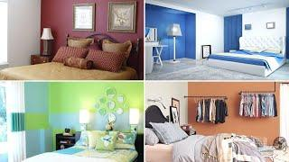 Top 20 Latest Colour Combination ideas For Bedroom Walls