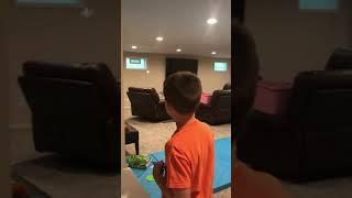 Kids teaching kids:how to make a paper airplane