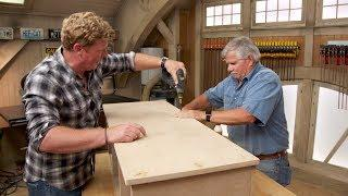 Preview | Storage Bench, Old Shower Valve | Ask TOH