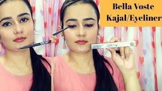 Bella Voste Intense Eyeliner Kajal |Rose Wine |SmudgeProof,  Wateraproof |SWATI BHAMBRA