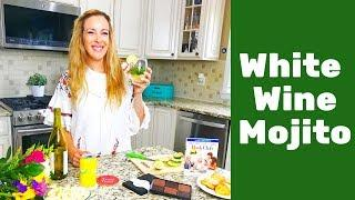 White Wine Mojito Drink Recipe: Party Drink Ideas