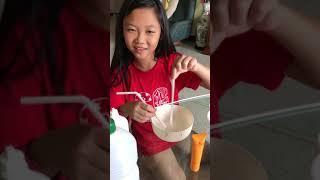 How to make slime for beginners! Easiest ingredients
