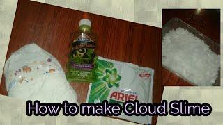 #89 How to make Cloud Slime-Diaper