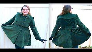 How To Make A Winter Coat! DIY