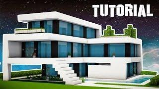 Roblox Bloxburg Futuristic Modern Family House Speed Build