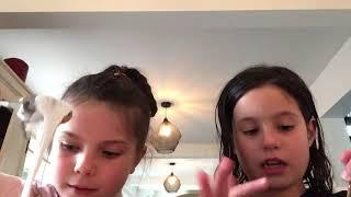 How to make slime with my friend Amy????